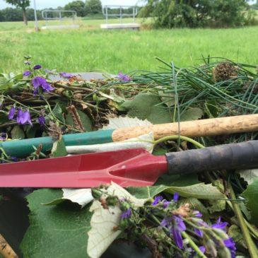 Gartenarbeit leicht gemacht